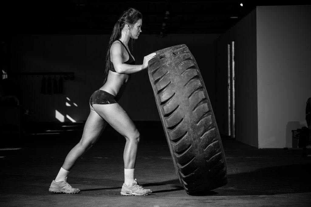 female diabetes crossfit
