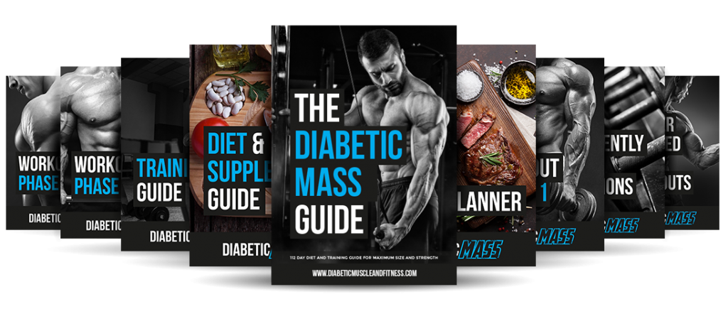diabetic muscle building plan