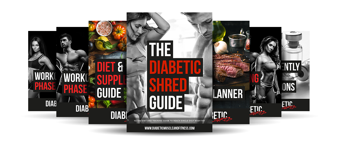 Diabetic Shred Bodybuilding Cutting guide