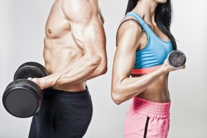 Male and Female Exercise Diabetes
