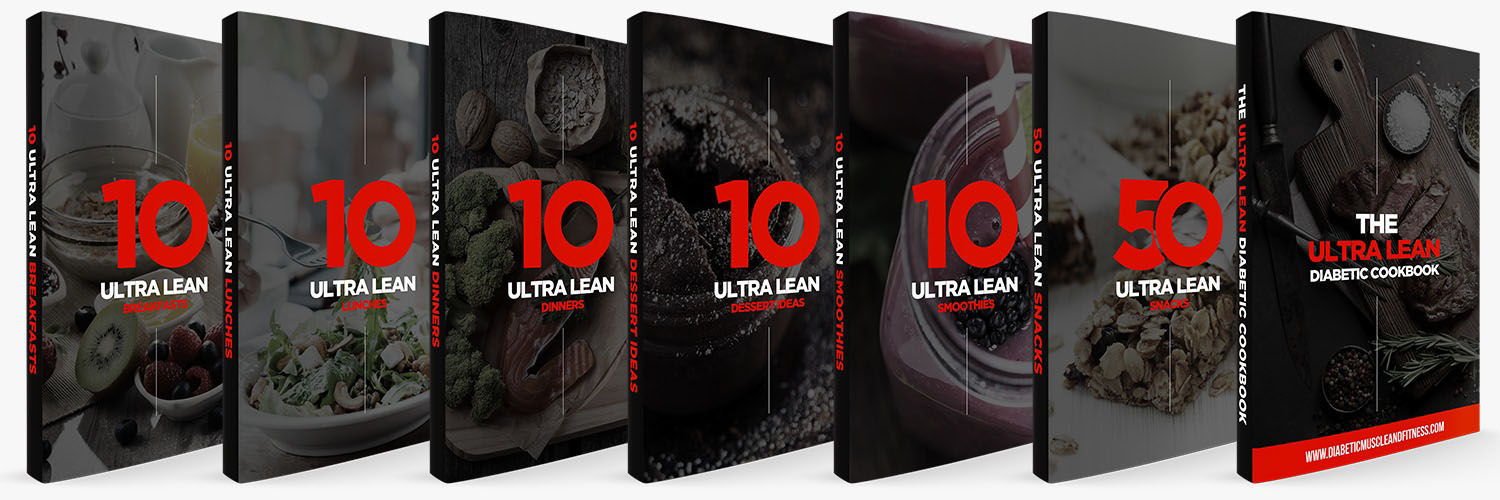 Ultra Lean Diabetic Cookbook
