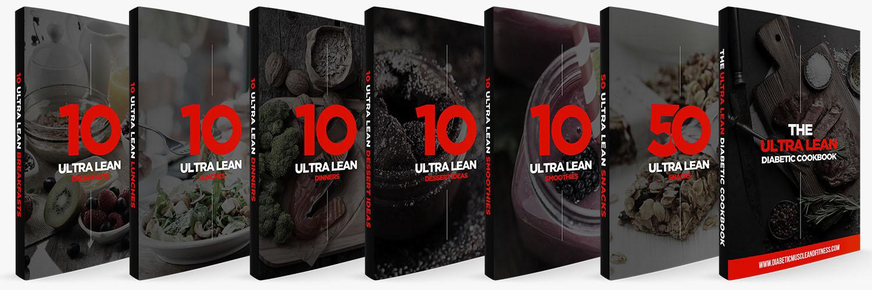 Ultra Lean Diabetic Cookbook