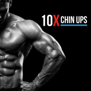 Chin up challenge diabetes 1