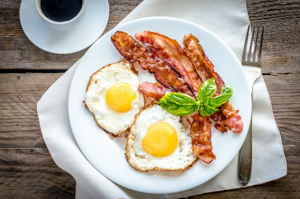 Diabetes, Bacon and Eggs