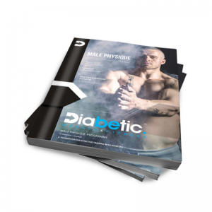 13 Week MALE PHYSIQUE Training Program (Intermediate) cover