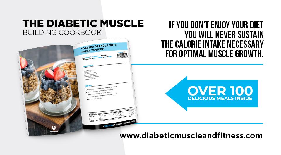 Muscle Building Cookbook
